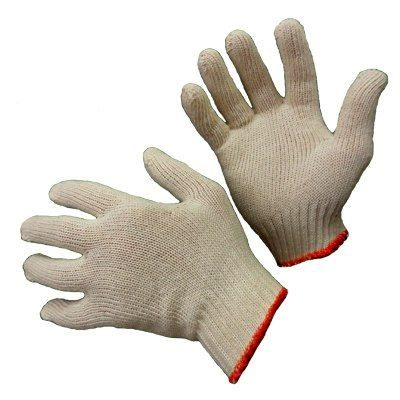 Хлопчатобумажные перчатки 4 НИТИ