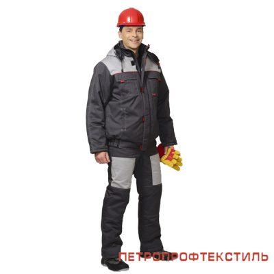Костюм ФАВОРИТ (утепленный, куртка+полукомбинезон)
