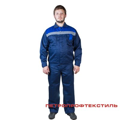 Костюм ФЛАГМАН-2 (куртка+полукомбинезон)