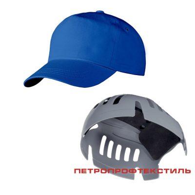 Каскетка бейсболка синяя