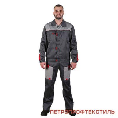 Костюм ФАВОРИТ (куртка+полукомбинезон)