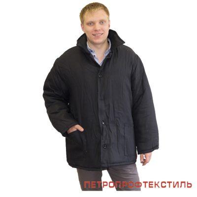 Куртка ВАТНАЯ (утепленная, ватин, хлопок)