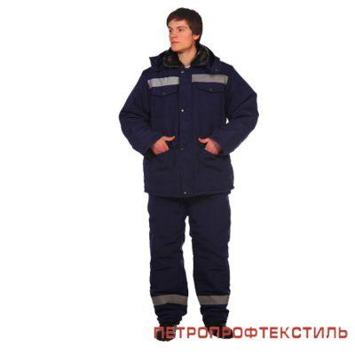 Костюм МАСТЕР (утепленный, куртка+полукомбинезон)