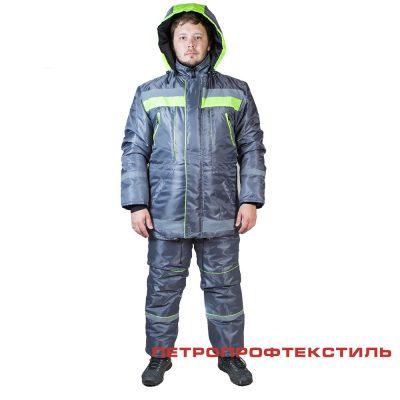 Костюм NAVAL (утепленный, куртка+полукомбинезон)