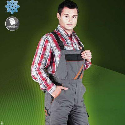 Зимние рабочие брюки и полукомбинезоны