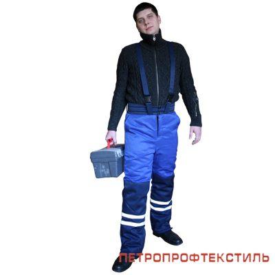 Костюм ЗИМНИК (утепленный, куртка+брюки)