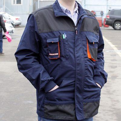 Рабочие куртки и трикотаж