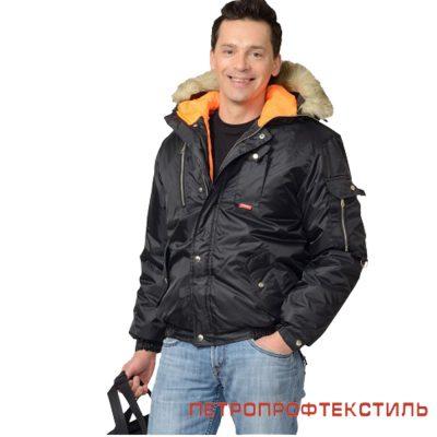 Куртка АЛЯСКА (утепленная, укороченная)