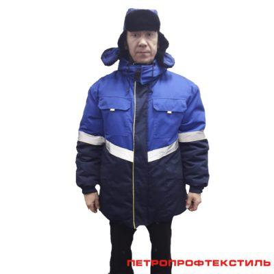 Куртка утепленная ТРОЙКА ЛИДЕР