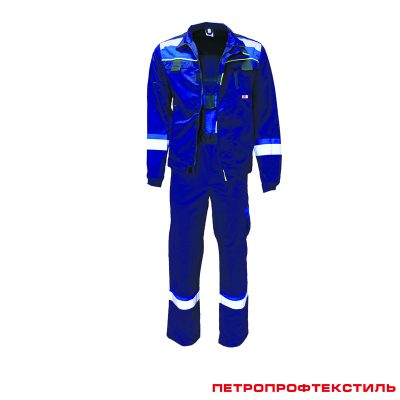 Костюм рабочий БРУКЛИН (куртка+полукомбинезон)