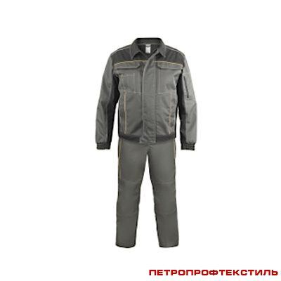 Костюм рабочий ИТР (куртка+полукомбинезон)