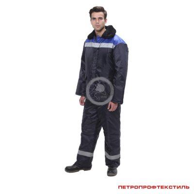 Костюм рабочий утепленный СТАНДАРТ (куртка и полукомбинезон)