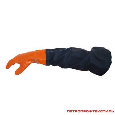 Перчатки РЫБАК с нарукавником